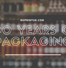 100 years of packaging: how packaging has changed over the last century